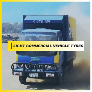 LIGHT COMMERCIAL <br>VEHICLE TYRES